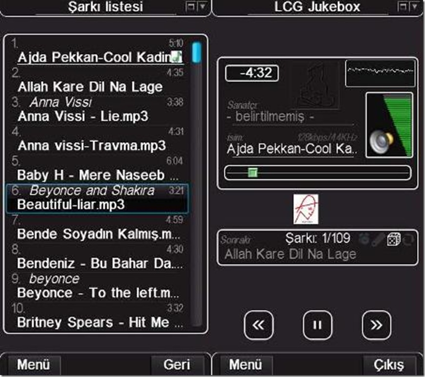 Best Music Players For Symbian Symbian Lord